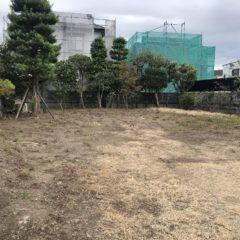 熊本市中央区出水8丁目 土地